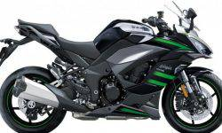 Sporttourer Kawasaki Z1000SX changed his name and not only