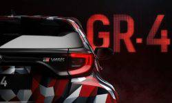 Toyota released the first image racing Toyota Yaris