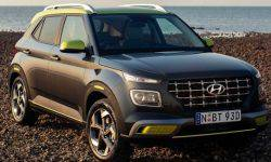 In the United States appeared in the sale of compact crossover Hyundai Venue
