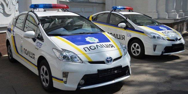 The national police will purchase 822 car