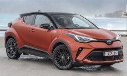 Toyota has officially revealed details on the new version of the crossover C-HR