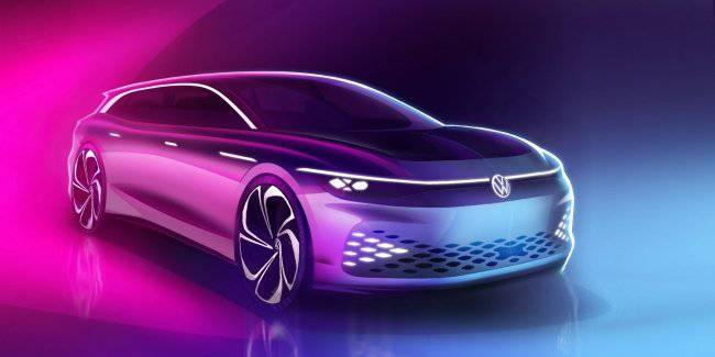 Volkswagen will launch a series of electric universal
