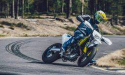 Upgraded Husqvarna 701 Supermoto and Enduro