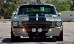 "The auction will feature Mustang from the tape ""Gone in 60 seconds"""