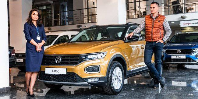 VW T-Roc: for what is still $25.000?!