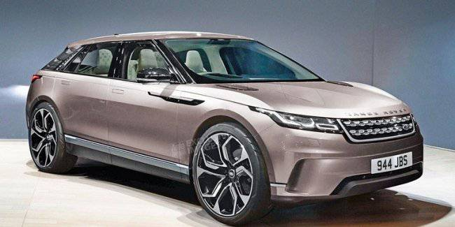 Land Rover prepping new Range Rover Crossover