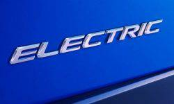 Lexus was named the premiere date of its first electric car