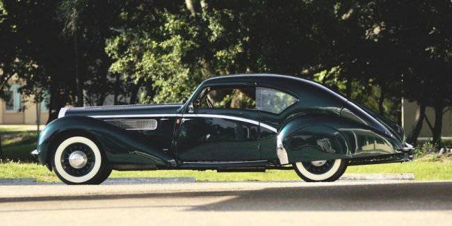 Hybrid hypercar Delage D12 will be the first model of the brand over the last 66 years