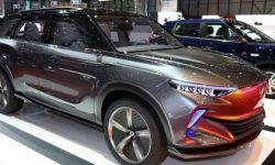 Technical characteristics of the new SsangYong Korando EV has leaked