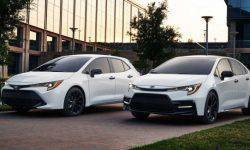 Toyota Corolla lost their chance at the development of the family