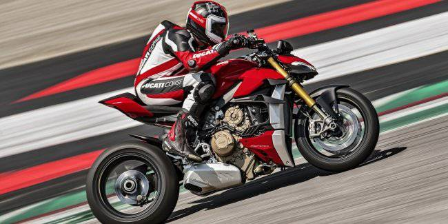 V4 Ducati Streetfighter voted most beautiful bike at EICMA – 2019!