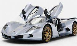 Hypercar Aspark Owl has become much more powerful and a little cheaper