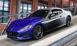 Maserati said the GranTurismo end production of current generation by the release of a special version Zeda