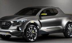 Hyundai has called the timing of the emergence of compact pickup Santa Cruz
