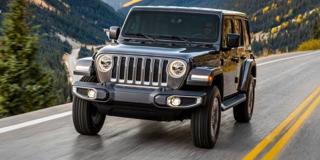 Jeep Wrangler will get a diesel variation