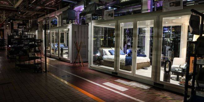 Maserati allowed the opportunity to spend a night at the factory