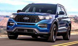 Sales of the crossover Ford Explorer failed even at home