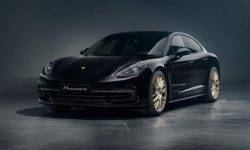 "Anniversary model of the Porsche Panamera ""10 Years Edition"""