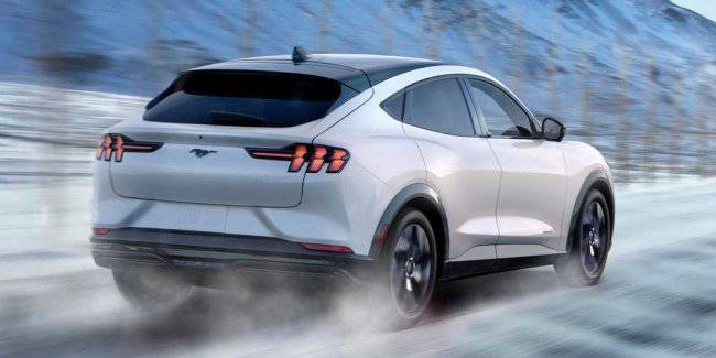 The market will be more cars in the style of Ford Mustang