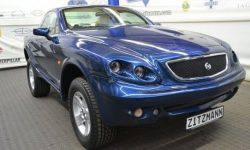 """Exclusive """"Gaelic"""" with the body of the Mercedes-Benz SLK sold for 490 thousand Euro"""