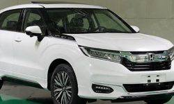 The network has published a photo of the coupe-crossover Honda Avancier