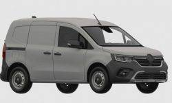 The network has released images of the updated model Renault Kangoo