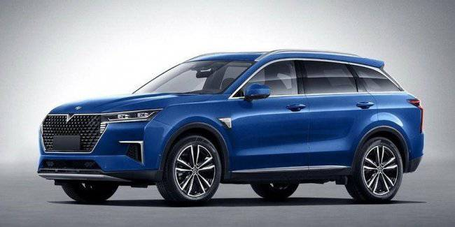 Nissan and Dongfeng predstavili budget analogue crossover Nissan X-Trail