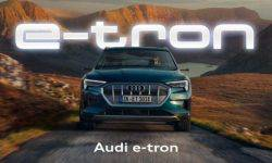 "The long-awaited new feature: the showroom ""Audi VIPOS Kiev"" is already available Audi E-tron"