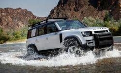 Land Rover has published prices for Defender 90