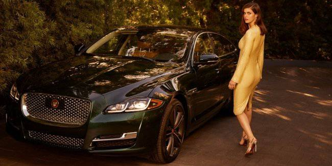 Announced a farewell modification of the Jaguar XJ