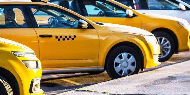 In Kiev there will be Parking for taxis: where and when