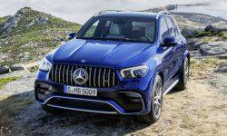 Mercedes-Benz showed the crossover GLE 63 and GLE 63 S in Los Angeles