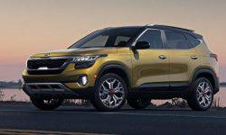 KIA unveiled the crossover Seltos for the North American market