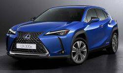 The Lexus UX moved to a new segment
