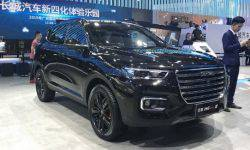 "Haval has officially unveiled the crossover H6 GT with a ""cheeky"" appearance"