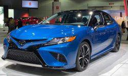 Four-wheel drive Toyota Camry made its debut in Los Angeles