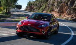Aston Martin is working on a loaded crossover DBX AMR