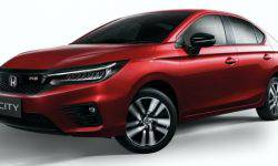 Honda introduced an updated version of the city sedan City