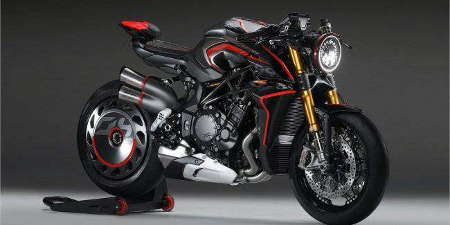 MV Agusta 1000 Rush 2020 will go on sale at the price of 34 thousand Euros