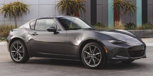 Mazda MX-5 can turn into a electric car