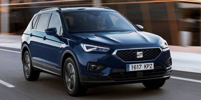 SEAT Terraco received a new version of a motor 150 forces