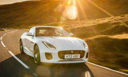 Jaguar has announced the premiere date of the updated F-Type