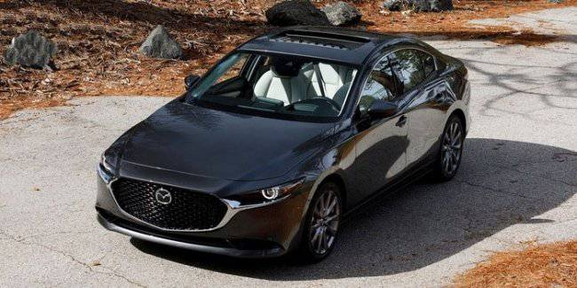 Mazda3 comes to the market with an innovative engine