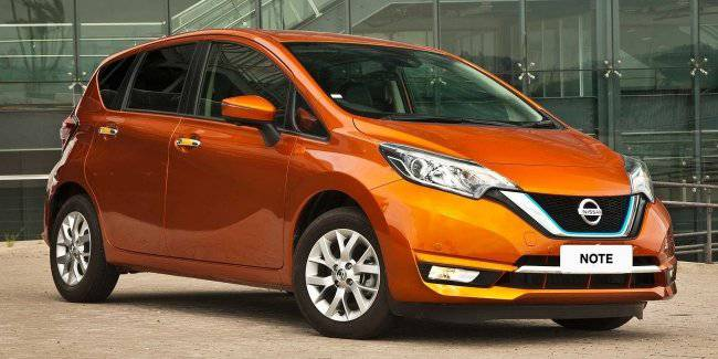 In the network appeared information about Nissan Note new generation