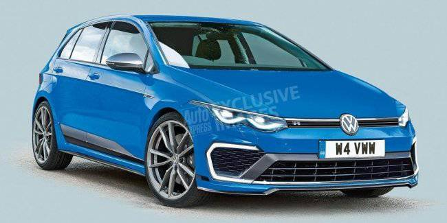 Volkswagen Golf R 2020: a powerful 4WD drivetrain and extreme style