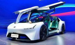 GAC showed in Guangzhou is quite interesting concept car Eno.146