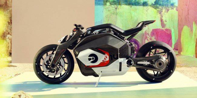BMW is working on a radical electric bike