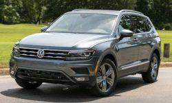Volkswagen Tiguan became the best-selling crossover in Europe