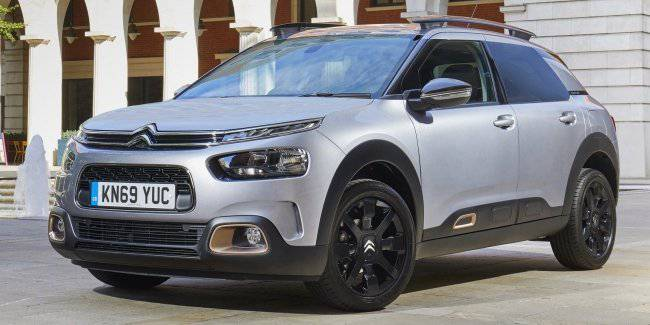 The successor to the citroën C4 Cactus will be electrified