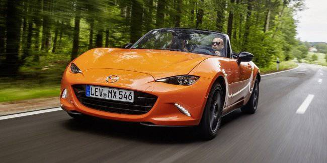 Considering the future Mazda MX-5